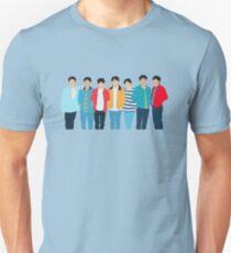 Camiseta unisex Ámate a ti mismo: maravilla
