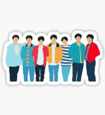 Love Yourself: Wonder Sticker