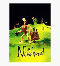 The Neverhood (High Contrast) Photographic Print