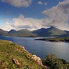 Loch  na  Keal by Alexander Mcrobbie-Munro