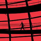 Red Square by John Dalkin