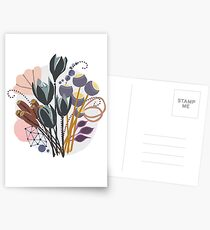 Fall Bouquet Postcards