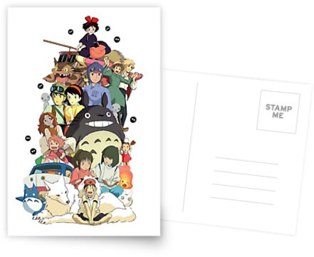 Ghibli-Filme von Bucth