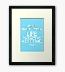 Ferris Bueller's Day Off Framed Print
