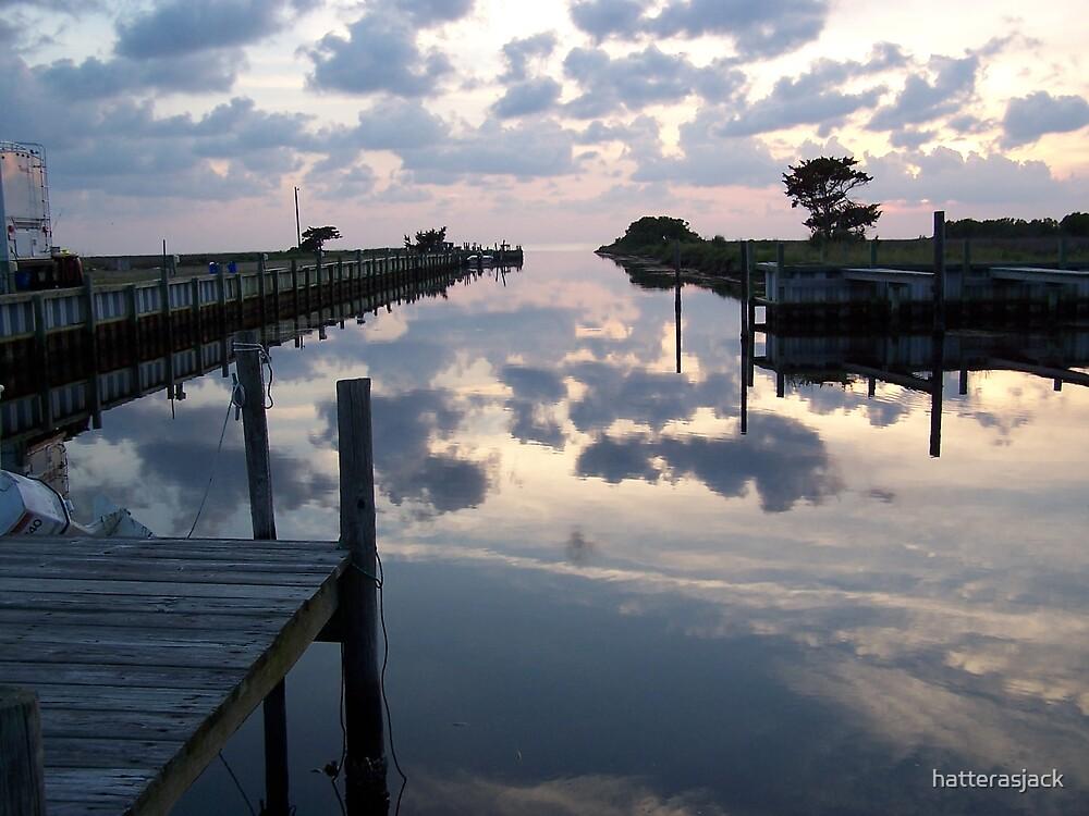 Reflections by hatterasjack