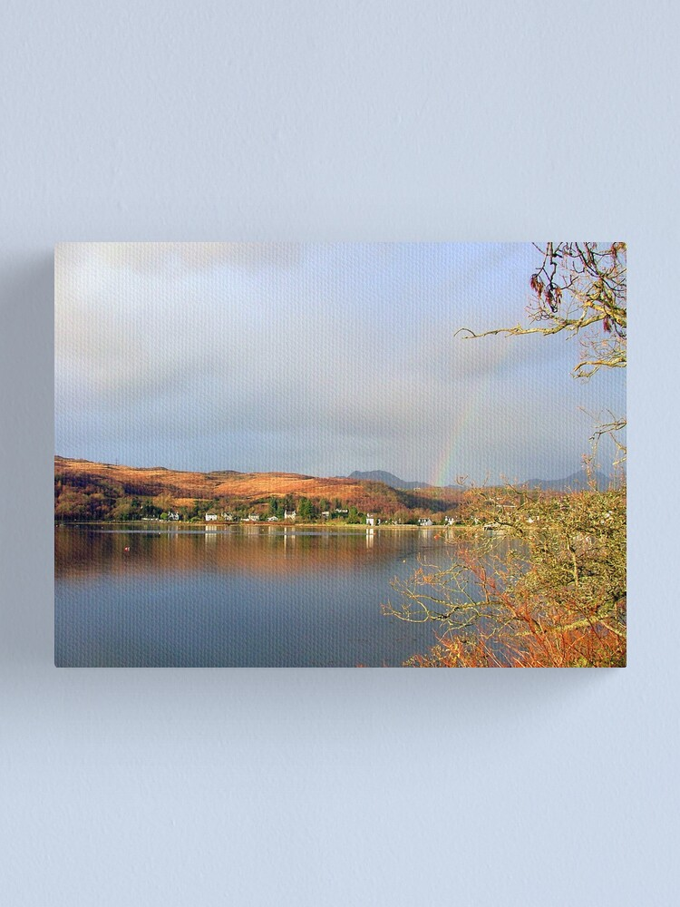 Alternate view of Garelochhead Canvas Print