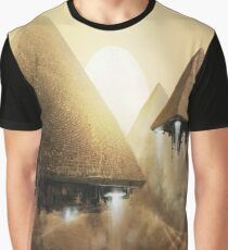 Ancient Spaceships Graphic T-Shirt