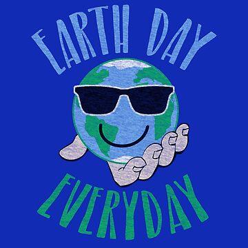 Earthday Everyday by WEBuyApparel