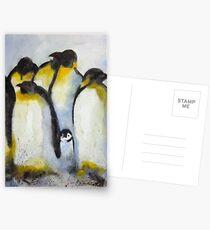 Penguin Party Postcards