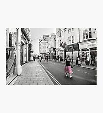 Rosé #streetphotography Photographic Print