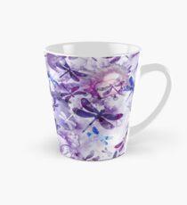 Violeta ultravioleta - Canción de cuna de libélula Taza cónica