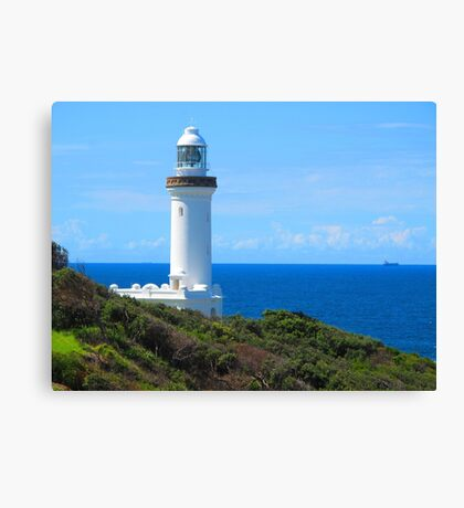Norah Head Lighthouse Canvas Print