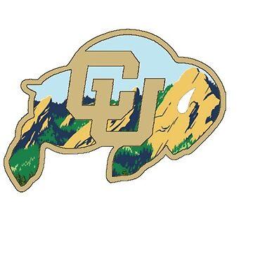 University of Colorado: Boulder Buffs by samgendelman