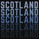 Scotland Blue For Lovers of All Things Scottish (Day 96) by TNTs