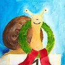 Winner snail by Jens-Uwe Friedrich