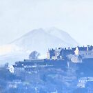Stirling Castle and Old Town by Alan Findlater