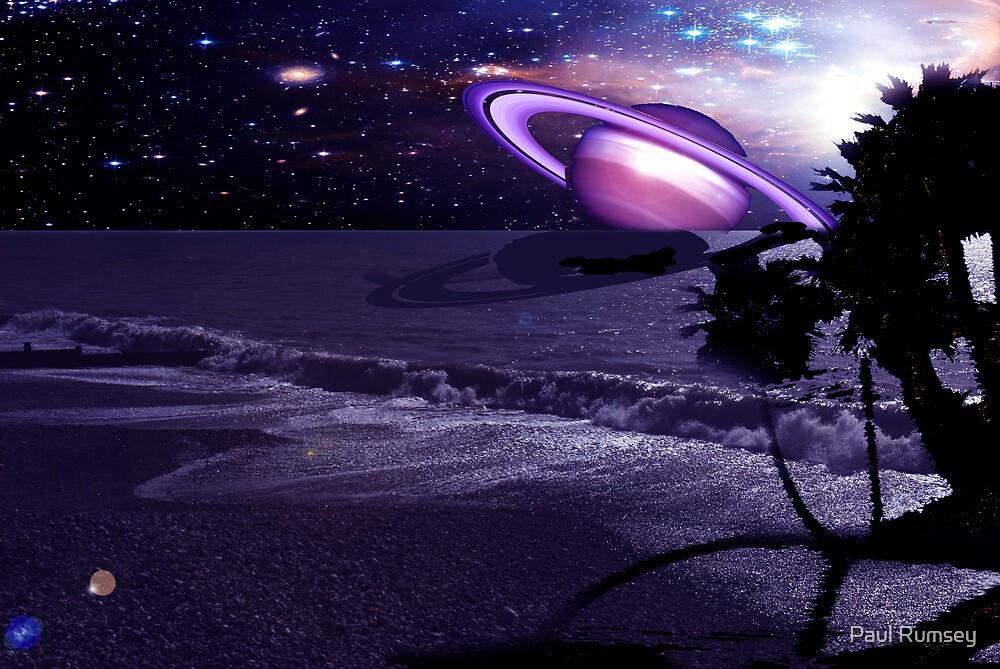 Cosmic Shore by Paul Rumsey