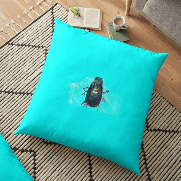 Twee - The Little Aquatic Monster Floor Pillow