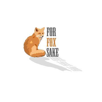 FOR FOX SAKE  by Graf