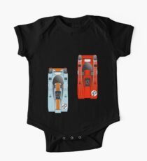 Slot Cars II One Piece - Short Sleeve