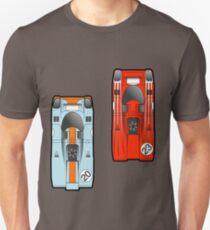 Slot Cars II Unisex T-Shirt