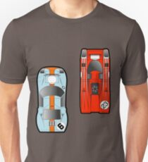 Slot Cars Unisex T-Shirt