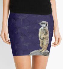 Meerkat  Mini Skirt