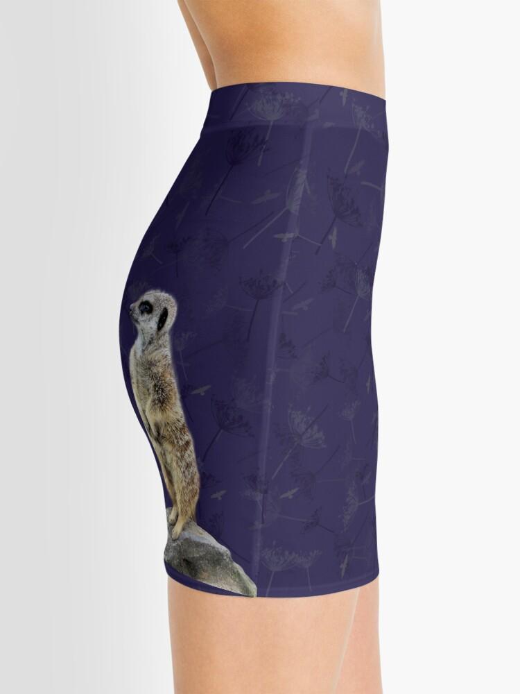 Alternate view of Meerkat  Mini Skirt