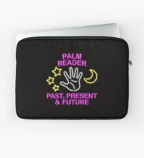 PALM READER  Past Present Future Laptop Sleeve