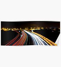 Motorway Energy Poster