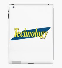 Technology iPad Case/Skin