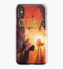 Outlaws (High Contrast) iPhone Case