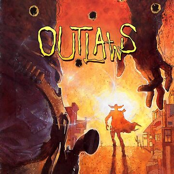 Outlaws (High Contrast) by hangman3d