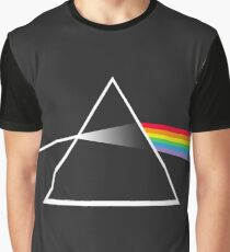 Pink Floyd The Dark Side of The Moon FanArt - C&A Music Graphic T-Shirt