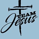 Team Jesus by Jessica Marshall