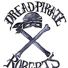 Dread Pirate Watercolor by RavensLanding