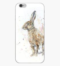 Der ursprüngliche Aquarell-Hase iPhone-Hülle & Cover