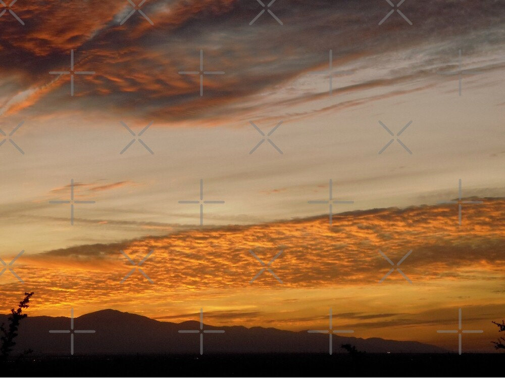 Monday evening sunset 1 by Shulie1
