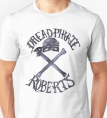 Dread Pirate Watercolor Unisex T-Shirt