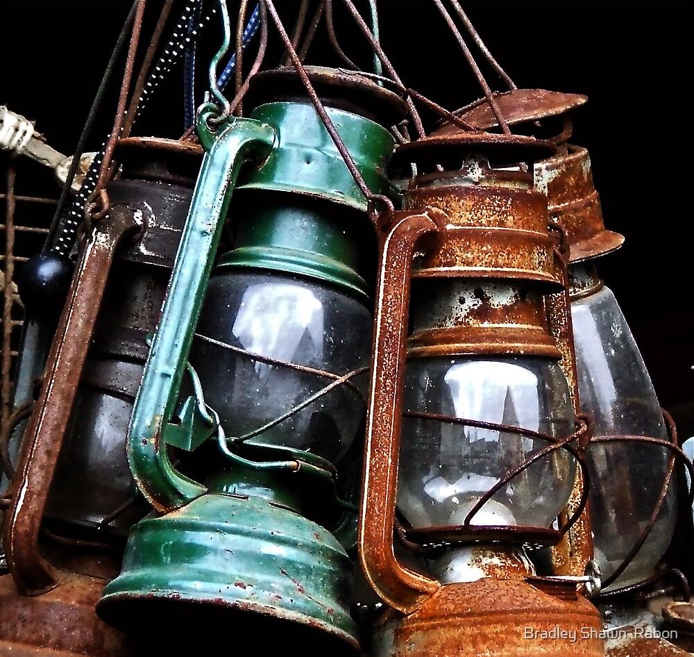 """""""Rusty Light"""" by Bradley Shawn  Rabon"""