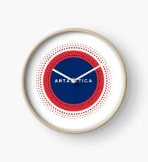 Antarctica Clock