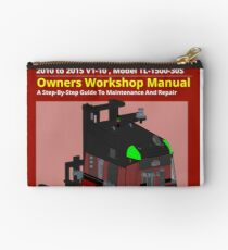 Workshop Manual - Truck Loader CB AGV - Colour Studio Pouch