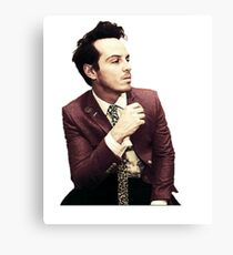 Moriarty, Jim Moriarty Canvas Print