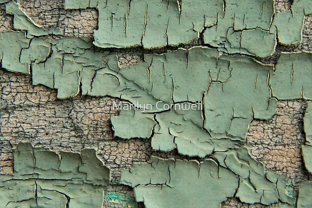 Leafy Shade by Marilyn Cornwell