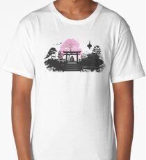 Sakura - Kyoto Japan Long T-Shirt