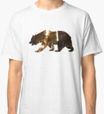 California Republic Bear Redwood Forest Classic T-Shirt