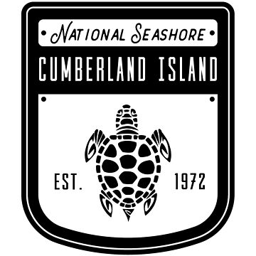 Cumberland Island National Seashore Badge Design by nationalparks