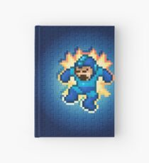 Megaman Damage Hardcover Journal