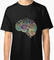 Ancient Brain Drawing - Type C Classic T-Shirt