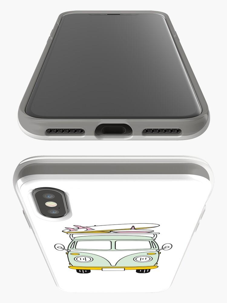 Alternate view of VW Van iPhone Case & Cover